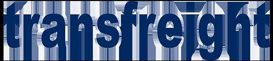 Blauw logo transfreight